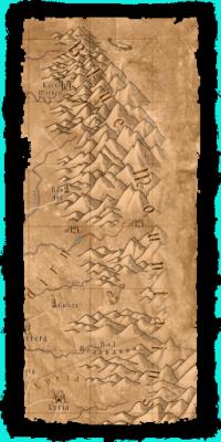 les Monts Bleus
