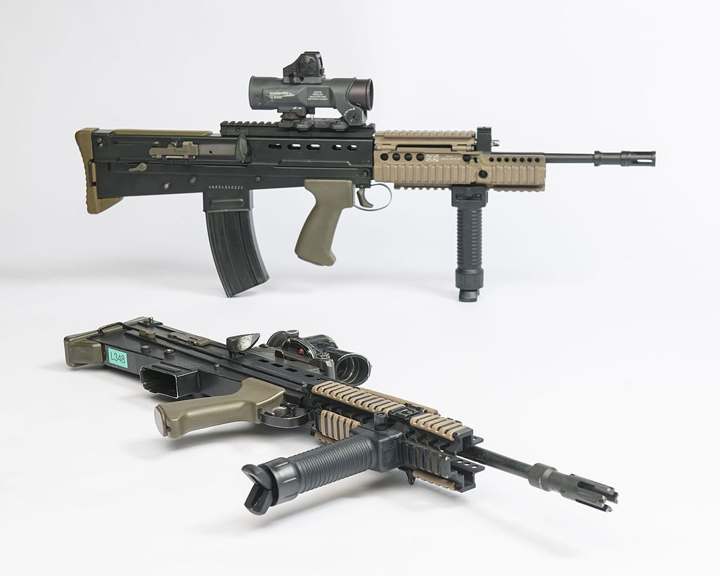 L85a2 Official Squad Wiki