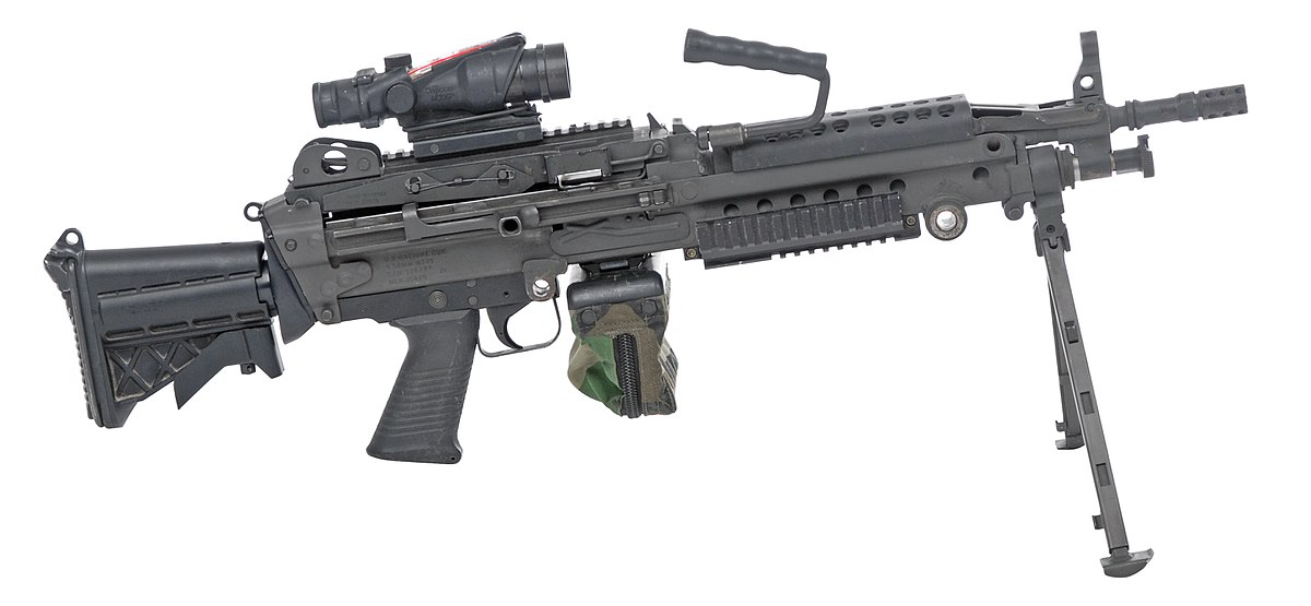 M249 SAW - Official Squad Wiki