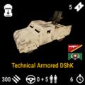 Armored Technical DHsK Infosheet.png