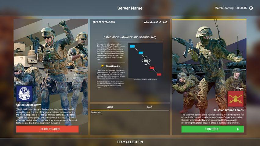 Squad server setup wiki
