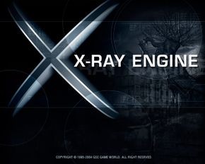X­–Ray Engine