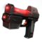 Laser sidearm
