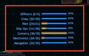 Ship Skill Pools