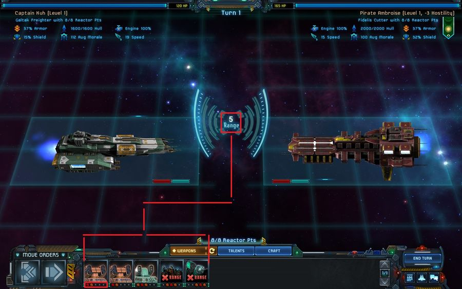 Ship Combat - Official Star Traders Wiki
