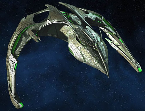 Varel-class Science Miracle Worker Warbird - Official Star Trek