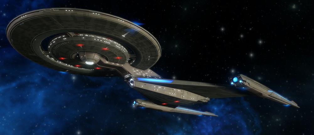 Crossfield Science Spearhead Official Star Trek Online Wiki