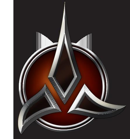 File:Klingon Empire Emblem.png