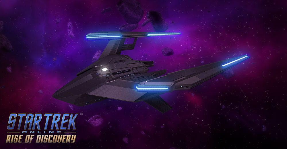 Section 31 Intel Science Destroyer - Official Star Trek ...