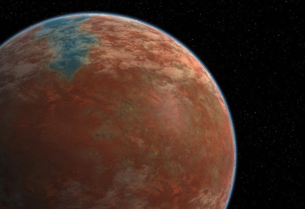 Star Trek Planeten