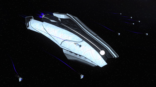 Obelisk Carrier Official Star Trek Online Wiki
