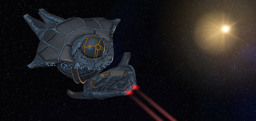 Sphere Builder Denuos Dreadnought Carrier Official Star