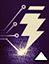 Trait: Piezo-Electric Discharge