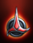 Tactical Officer Candidate icon (Klingon).png