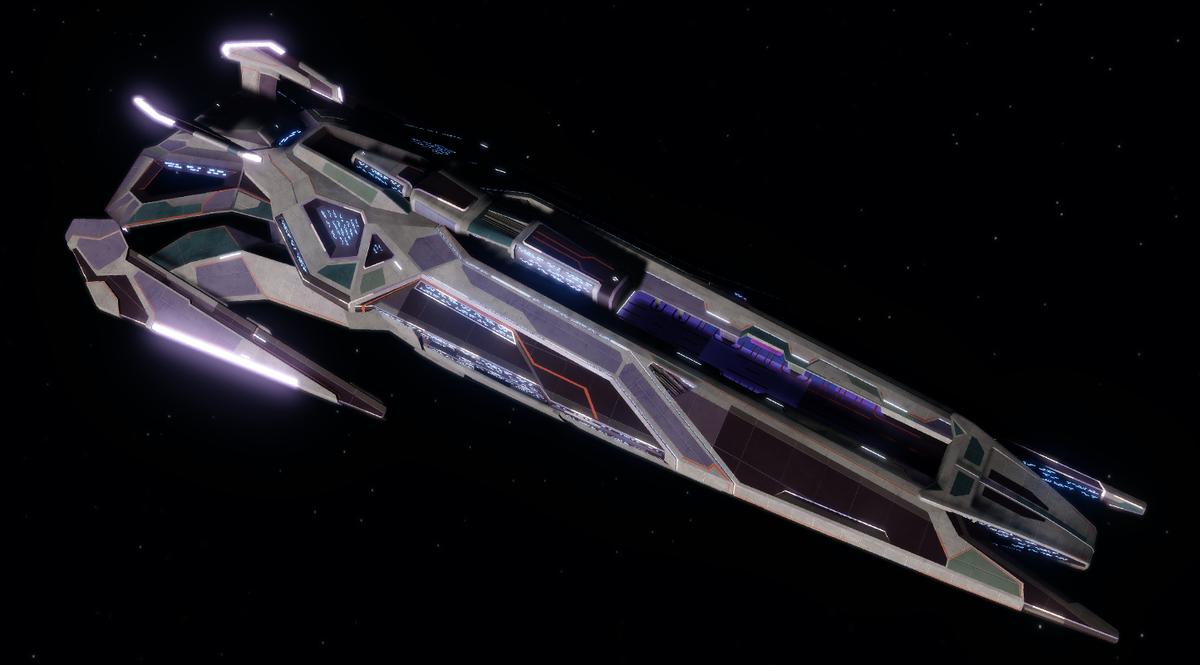 Jemhadar Vanguard Carrier Official Star Trek Online Wiki