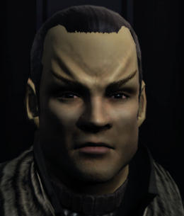 Romulan Archaeologist (Paehhos Crater).png