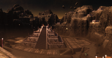 The Big Dig - Romulan Temple.png