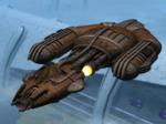 Krenim Imperium Warship