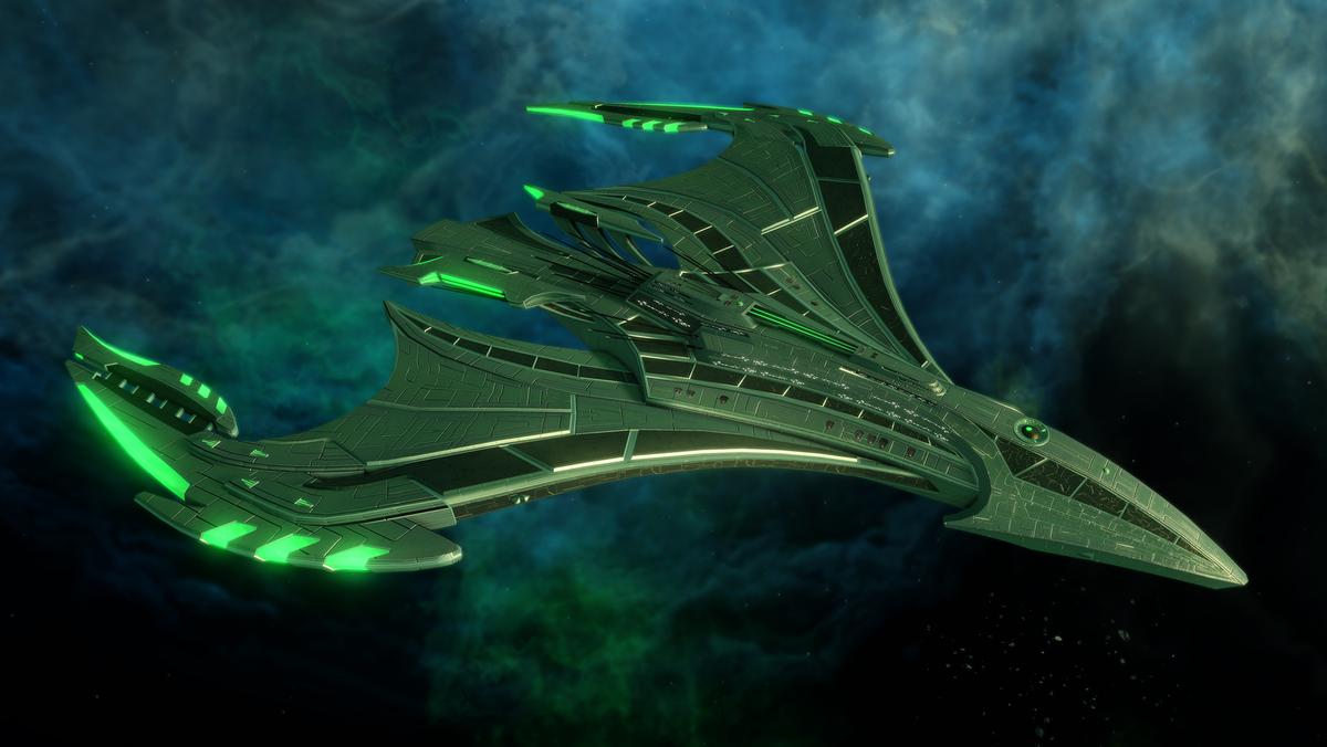 Vastam Tactical Command Warbird - Official Star Trek Online Wiki