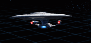 Galaxy-class Exploration Cruiser Retrofit - Official Star Trek