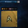 Starfleet's insignia