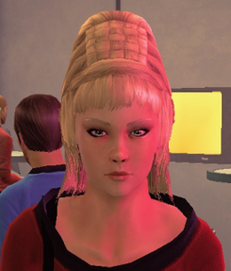 Janice Rand Official Star Trek Online Wiki