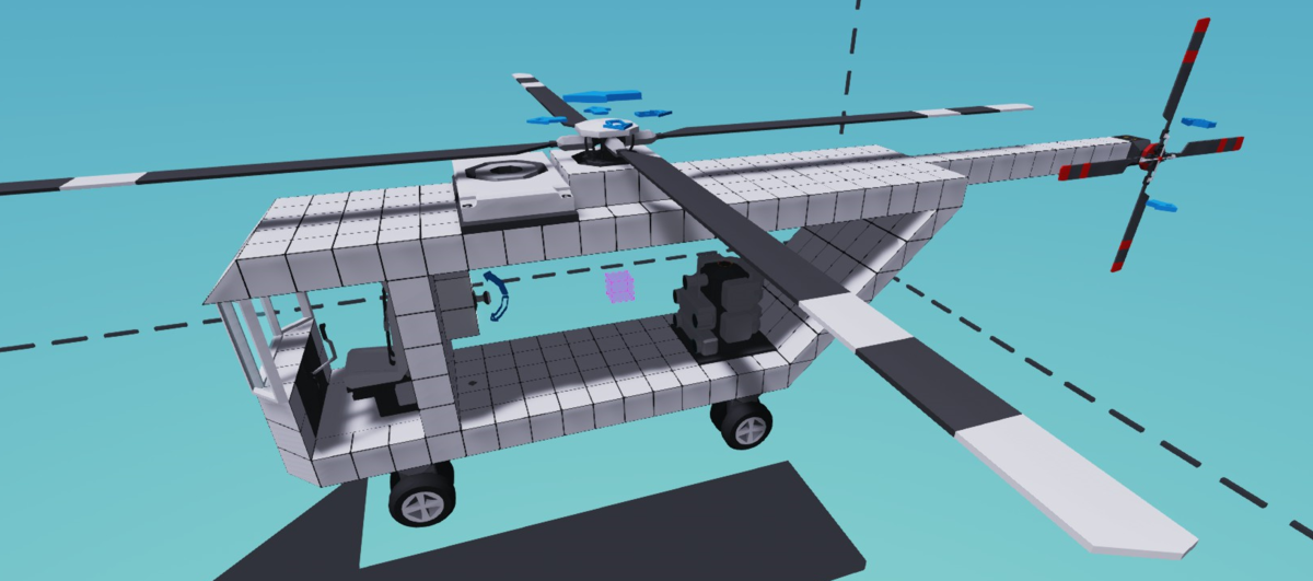 Wiki/Guides/Helicopters - Official Stormworks: Build and
