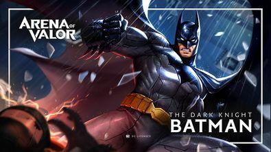 Batman - Official Arena of Valor Wiki