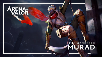 Murad - Official Arena of Valor Wiki