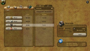 Stronghold kingdoms advanced trade options