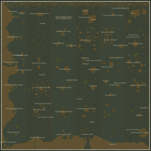 Map - Official Sunless Sea Wiki