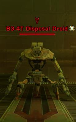 B3-4T Disposal Droid