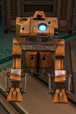 BBA Mobile Supply Droid