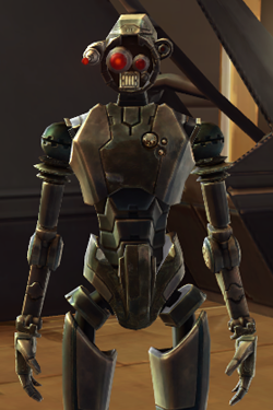 Imperial Medical Droid (Corellia) - Star Wars: The Old