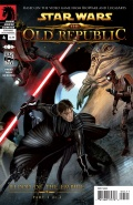 Blood of the Empire Issue 1 Cover