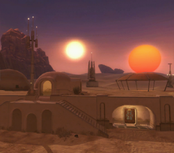 Tatooine Homestead