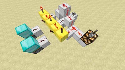 Multiplexer und Demultiplexer (Redstone) Animation 1.2.3.png