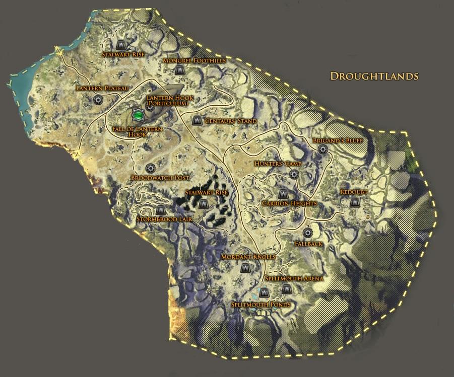 Droughtlands Rift Wiki
