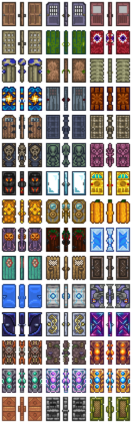 Doors - The Official Terraria Wiki