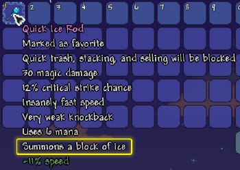 Tooltips The Official Terraria Wiki