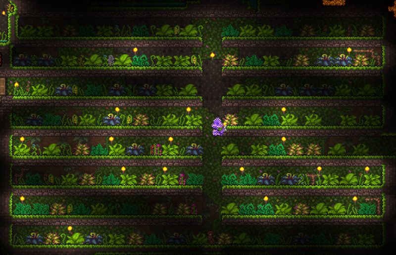 Guide Gardening The Official Terraria Wiki