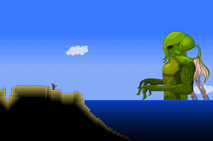 Cthulhu The Official Terraria Wiki