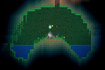 Enchanted Sword Item The Official Terraria Wiki