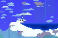 Floating Island The Official Terraria Wiki