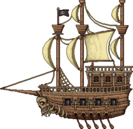 Flying Dutchman - The Official Terraria Wiki