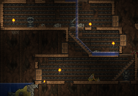Underground Cabin The Official Terraria Wiki