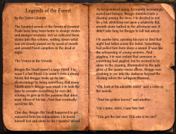 Legends of the Forest Pg1.png