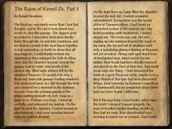 The Ruins of Kemel-Ze, Part 3 Pg1.png