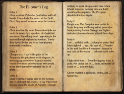 The Falconer's Log.png