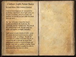 Clothier- Light Armor Basics.png